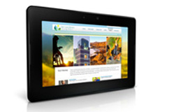 Blackberry PlayBook tablet has OMAP4430:  TI confirms at CES