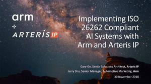 2018-11-30-Arm Arteris IP joint presentation ICCAD China Zhuhai 2018 opt-001
