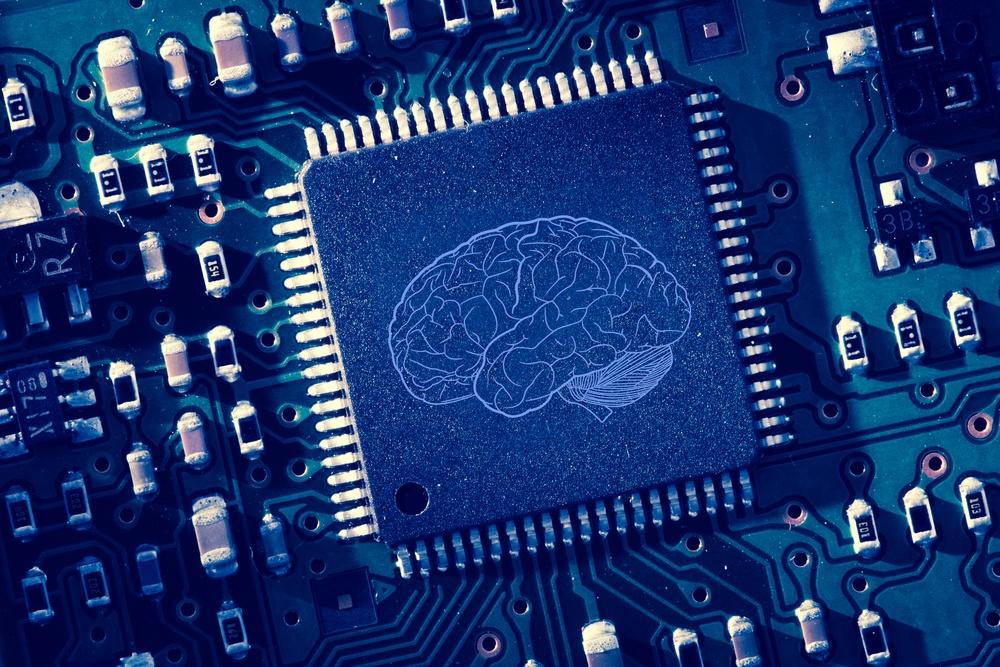 AI chip brain