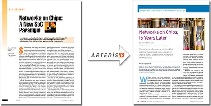 ArterisIP featured as NoC leader in IEEE Computer magazine