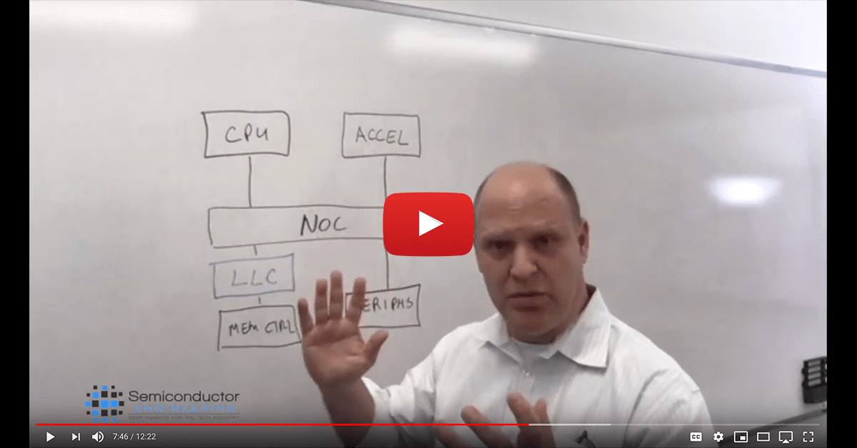 Semiconductor Engineering: Last-Level Cache Video